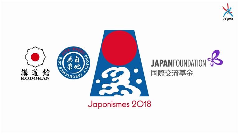 LES LIENS JAPON-FRANCE A TRAVERS LE JUDO - JAPONISMES 2018