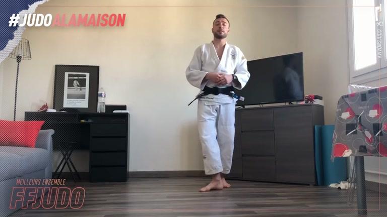 UCHI MATA - JUDO A LA MAISON